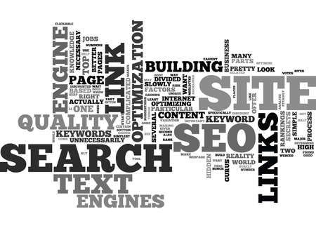 WHAT IS SEO AND HOW BACKLINKS HELP IN BETTER SERP S TEXT WORD CLOUD CONCEPT