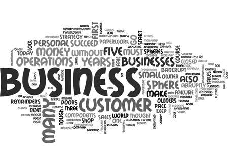 WHAT IT TAKES TO SUCCEED IN BUSINESS TEXT WORD CLOUD CONCEPT