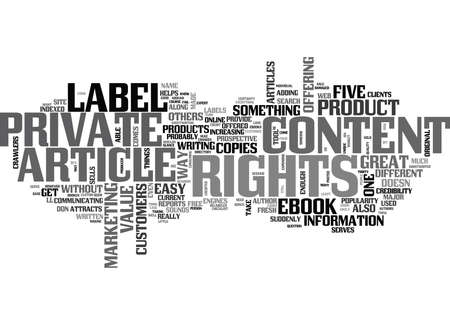 WHAT S SO GREAT ABOUT PRIVATE LABEL RIGHTS TEXT WORD CLOUD CONCEPT