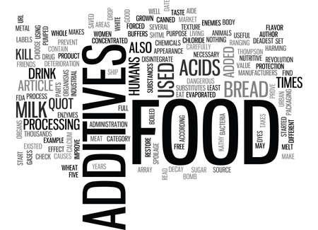 どのような S 食品テキストで単語のクラウドのコンセプト  イラスト・ベクター素材