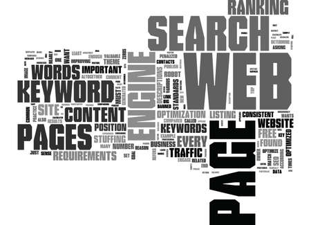 WHAT S THE BIG DEAL OVER SEO TEXT WORD CLOUD CONCEPT Illustration
