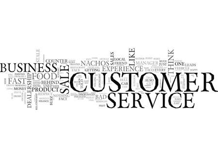 obtain: WHAT S THE CUSTOMER SERVICE BUZZ ABOUT YOUR BUSINESS TEXT WORD CLOUD CONCEPT Illustration