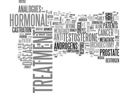 oppose: WHAT S THE TREATMENT S OF PROSTATE CANCER TEXT WORD CLOUD CONCEPT