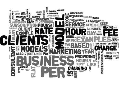 assessments: WHAT S YOUR BUSINESS MODEL TEXT WORD CLOUD CONCEPT