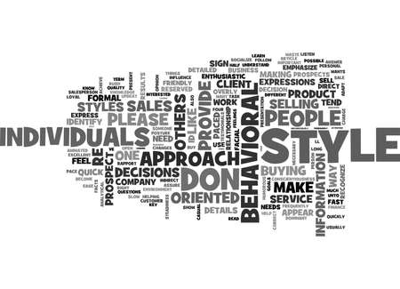 disorganized: WHAT S YOUR CLIENT S STYLE TEXT WORD CLOUD CONCEPT