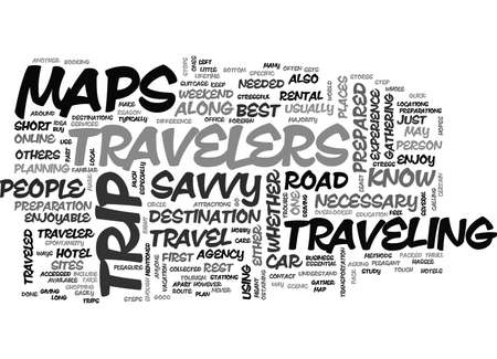 short trip: WHAT SAVVY TRAVELERS KNOW TEXT WORD CLOUD CONCEPT