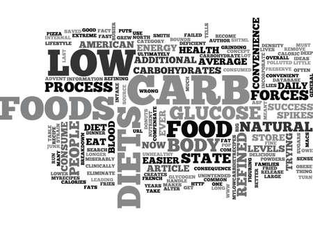 誰が低炭水化物ダイエット炭水化物テキスト単語雲概念などなかった