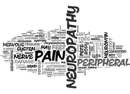 neuropathy: WHAT YOU CAN DO WHEN YOUR FEET CATCH FIRE PART TEXT WORD CLOUD CONCEPT Illustration