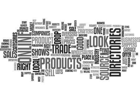WHERE TO LOOK FOR THE RIGHT PRODUCT ONLINE TEXT WORD CLOUD CONCEPT