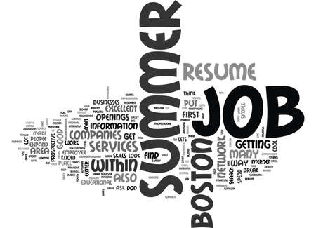 WHAT YOU NEED TO DO TO GET THAT JOB TEXT WORD CLOUD CONCEPT