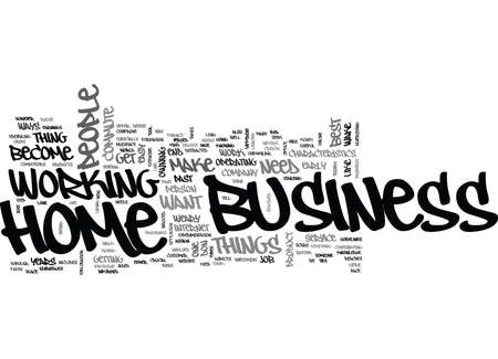WHAT YOU NEED TO HAVE KNOWLEDGE ABOUT HOME BUSINESS TEXT WORD CLOUD CONCEPT