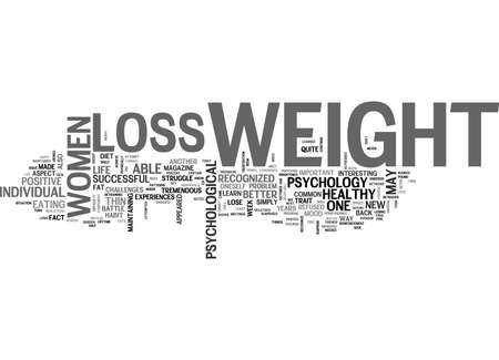 WHAT YOU NEED TO KNOW ABOUT WEIGHT LOSS TEXT WORD CLOUD CONCEPT