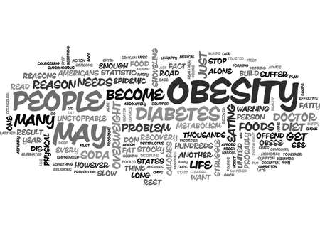 WHAT YOU SHOULD DO TO CURE OBESITY TEXT WORD CLOUD CONCEPT