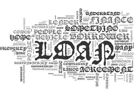 ローン金融テキスト単語雲概念について何を知っておくべき