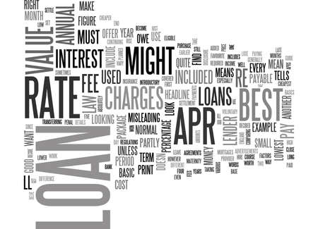 WHEN BEST RATE DOESN T NECESSARILY MEAN BEST VALUE TEXT WORD CLOUD CONCEPT