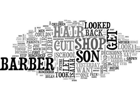 alright: WHEN IT IS ALRIGHT TO LET THEM DECIDE TEXT WORD CLOUD CONCEPT
