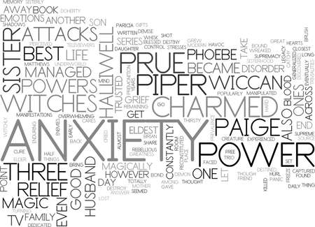 WHEN MAGIC WAS NOT ENOUGH TEXT WORD CLOUD CONCEPT