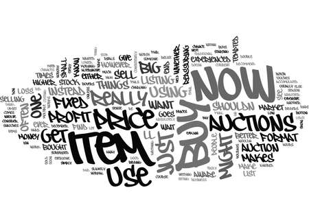 WHEN NOT TO USE BUY NOW TEXT WORD CLOUD CONCEPT