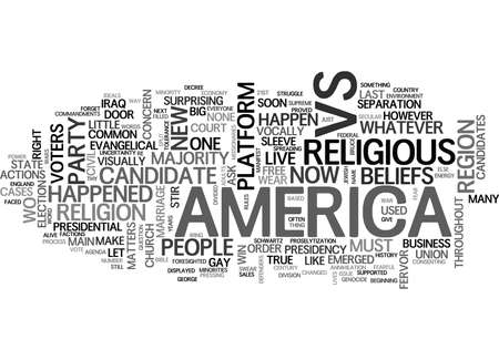 commandments: WHEN WILL AMERICA WAKE UP TEXT WORD CLOUD CONCEPT