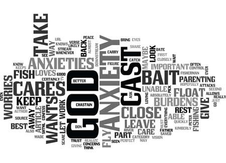 WHERE DO YOU CAST TEXT WORD CLOUD CONCEPT Illusztráció