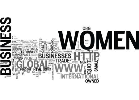 writer: WOMEN GET READY GET SET AND GO GLOBAL TEXT WORD CLOUD CONCEPT