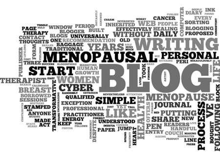 WOMEN S HEALTH BLOGS ADVENTURES IN THE BLOGSPHERE TEXT WORD CLOUD CONCEPT