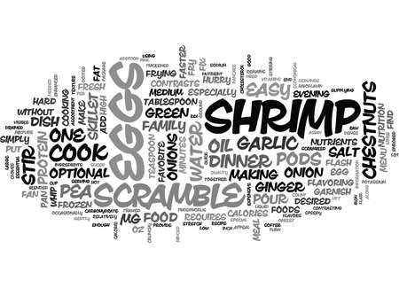 WHIP UP AN EASY DINNER TEXT WORD CLOUD CONCEPT