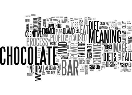 doomed: WHY DIETS FAIL YOU TEXT WORD CLOUD CONCEPT
