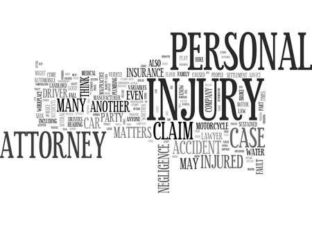 個人的な傷害弁護士テキスト単語雲概念をなぜ雇う