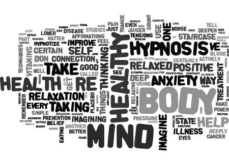 WHY MIND OVER MATTER MATTERS TEXT WORD CLOUD CONCEPT