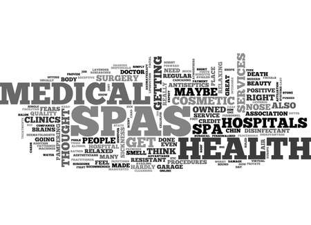 YOU TOO CAN HAVE HOSPITAL ZEN TEXT WORD CLOUD CONCEPT