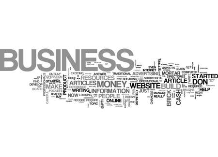 anyone: YOU VE BUILT YOUR BUSINESS HOW DO YOU ADVERTISE WHEN THE CASH IS LOW TEXT WORD CLOUD CONCEPT