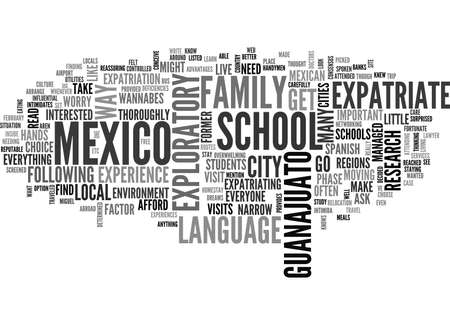 exploratory: YOU WANT TO MOVE TO MEXICO TEXT WORD CLOUD CONCEPT