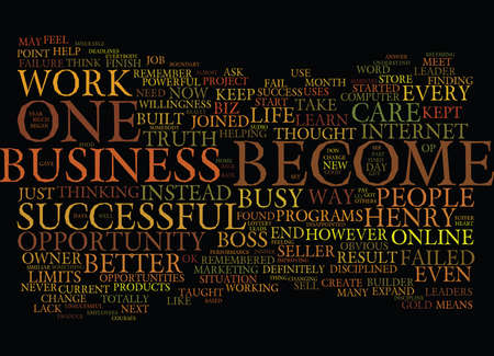 ARE YOU THE BOSS OR THE EMPLOYEE OF YOUR BUSINESS Text Background Word Cloud Concept