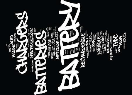 surprisingly: BATTERY MAINTENANCE Text Background Word Cloud Concept