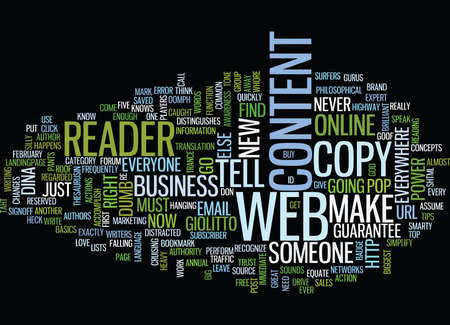 ARE YOU CONTENT WITH YOUR CONTENT Text Background Word Cloud Concept