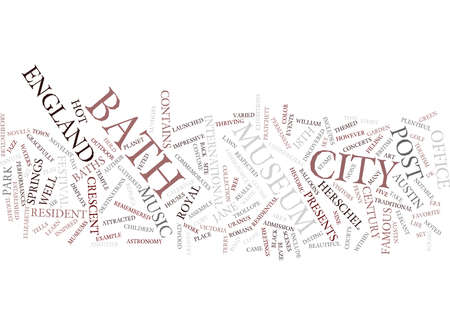 BATH LIFTS AND YOU Text Background Word Cloud Concept