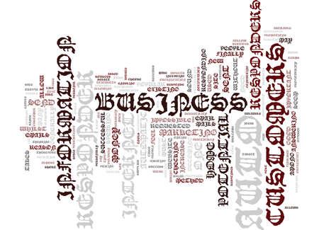 AUTO RESPONDERS DO I NEED ONE Text Background Word Cloud Concept Ilustração