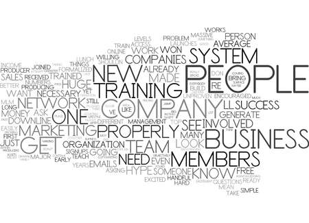 ARE YOU STILL BROKE WITH PEOPLE IN YOUR DOWNLINE Text Background Word Cloud Concept