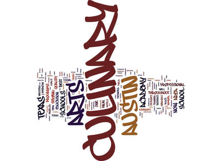 culinary arts: AUSTIN CULINARY ARTS SCHOOL Text Background Word Cloud Concept