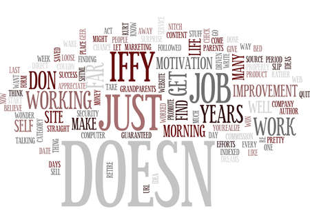 ARE YOU IFFY Text Background Word Cloud Concept
