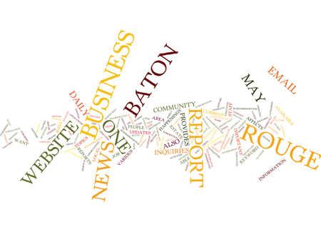 baton rouge: BATON ROUGE CALENDAR OF EVENTS Text Background Word Cloud Concept