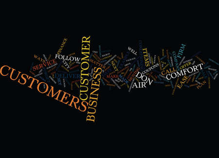 ASTONISH YOUR CUSTOMERS WITH THESE CUSTOMER SERVICE TIPS Text Background Word Cloud Concept