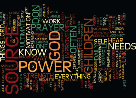 ARE YOU HOOKED TO THE POWER SOURCE Text Background Word Cloud Concept Illustration