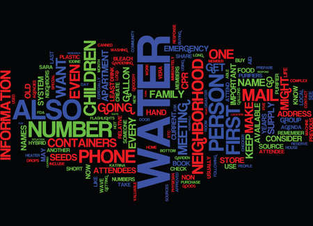 ARE YOU PREPARED Text Background Word Cloud Concept