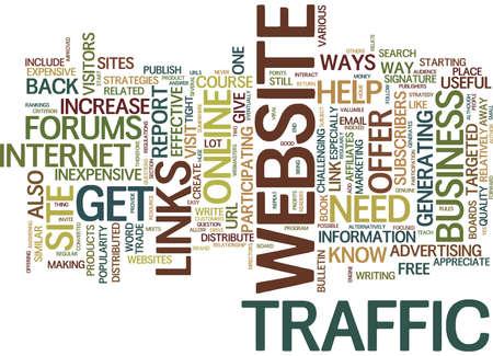 EFFECTIVE WAYS TO MARKET YOUR ONLINE BUSINESS Text Background Word Cloud Concept Ilustração