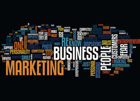 ENTREPRENEURIAL TRAITS THAT DRIVE SALES Text Background Word Cloud Concept