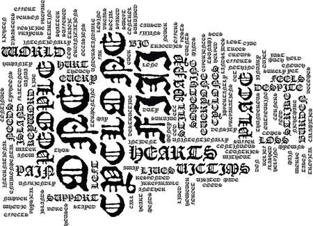 FIJI CYCLONE Text Background Word Cloud Concept