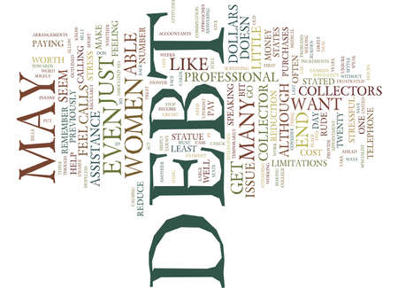 FINANCES HOW YOUR DEBT DOESNT HAVE TO BE THE END OF YOU Text Background Word Cloud Concept