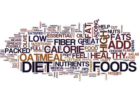 5 食品とぜい肉本文を戦う背景単語雲の概念